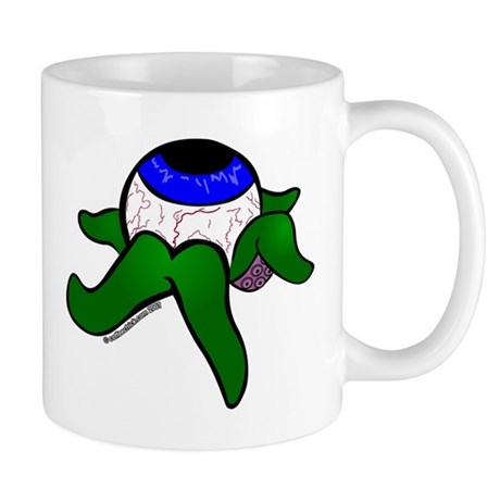 Eye with tentacles Mug