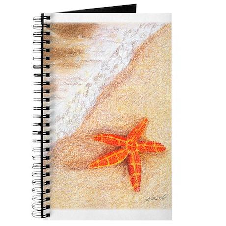 Starfish Vacation Journal