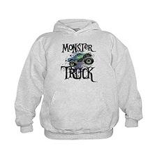Monster Truck Hoodie