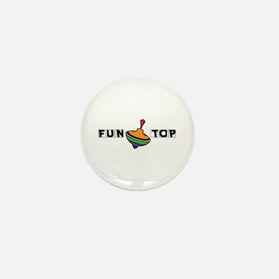 Fun Top Mini Button