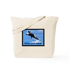 Seaworld Tote Bag