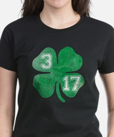 St Patricks Day 3/17 Shamrock Tee