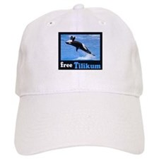 Tilikum the Orca Baseball Cap