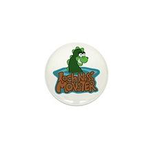Loch Ness Monster Mini Button (10 pack)