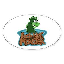 Loch Ness Monster Decal