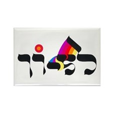 """Going Home"" Pesach Rectangle Magnet"