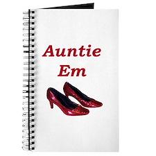 auntie em journal