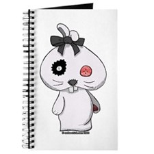 Beanbag Bunny Journal