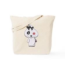Beanbag Bunny Tote Bag