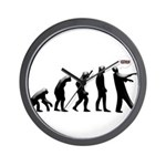 Evolution of The Zombie Wall Clock