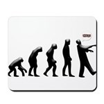 Evolution of The Zombie Mousepad