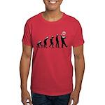 Evolution of The Zombie Dark T-Shirt