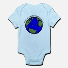 Cranky Planet Infant Bodysuit