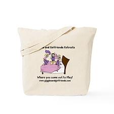 Cute Retreats Tote Bag