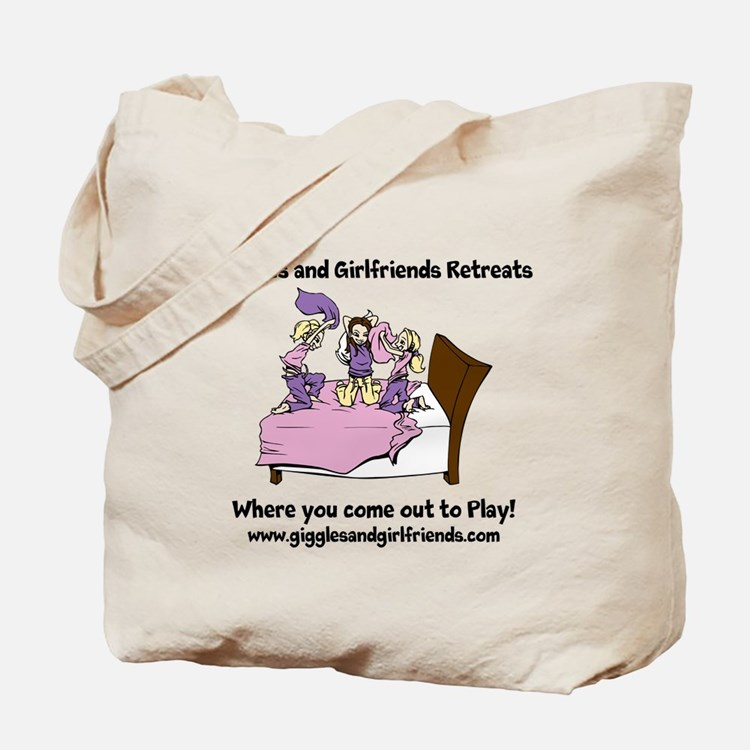 Cute Retreat Tote Bag