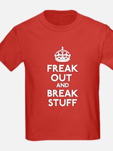 Freak Out & Break Stuff T