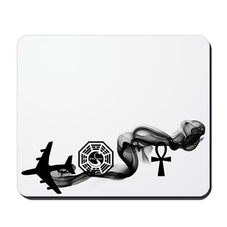 Lost Icons Mousepad