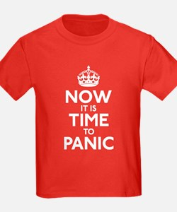 Time To Panic T