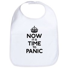Time To Panic Bib