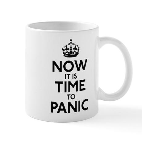 Time To Panic Mug
