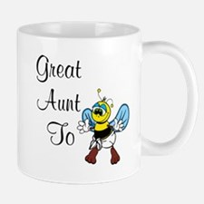 Great Aunt To Bee Mug