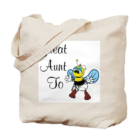 Great Aunt To Bee Tote Bag