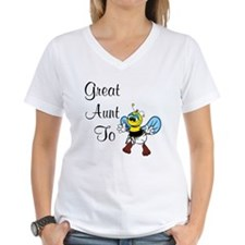 Great Aunt To Bee Shirt