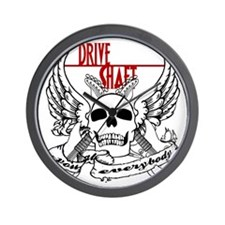 Drive Shaft LOST Wall Clock