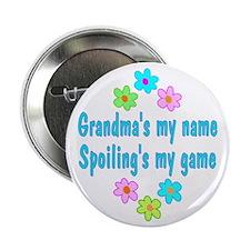 """Grandma 2.25"""" Button"""