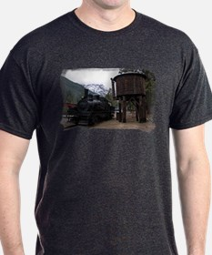 Shay Locomotive & Tower T-Shirt