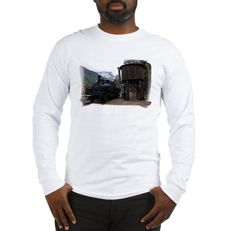 Shay Locomotive & Tower Long Sleeve T-Shirt