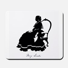 Mary Todd Lincoln Mousepad
