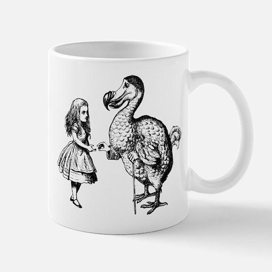 Alice and Dodo Mug