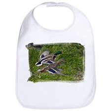 Mallards Flying Bib