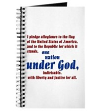USA under God Journal
