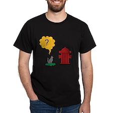 Cat Hydrant T-Shirt