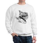 Drum Dragon Sweatshirt