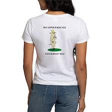 front goat 3-3-10 T-Shirt