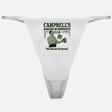 Campbell's Club Classic Thong