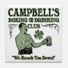 Campbell's Club Tile Coaster