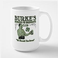 Burke's Club Large Mug