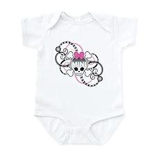 Skull Girl Infant Bodysuit