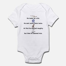 Jacob black Infant Bodysuit