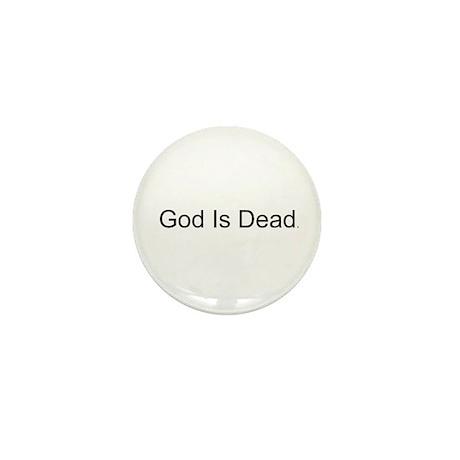 God is Dead Mini Button (10 pack)