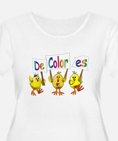 Babe Chick Banner T-Shirt