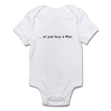 ... or just buy a Mac Infant Bodysuit
