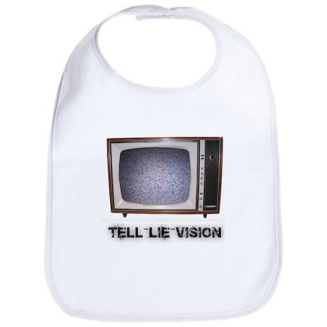 Tell Lie Vision Bib