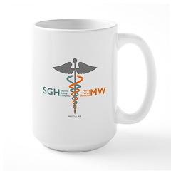 Seattle Grace Mercy West Hospital Large Mug
