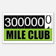 300,000 Mile Club