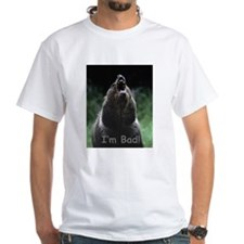"Shirt- Grizzly Bear - ""I'm Bad!"""